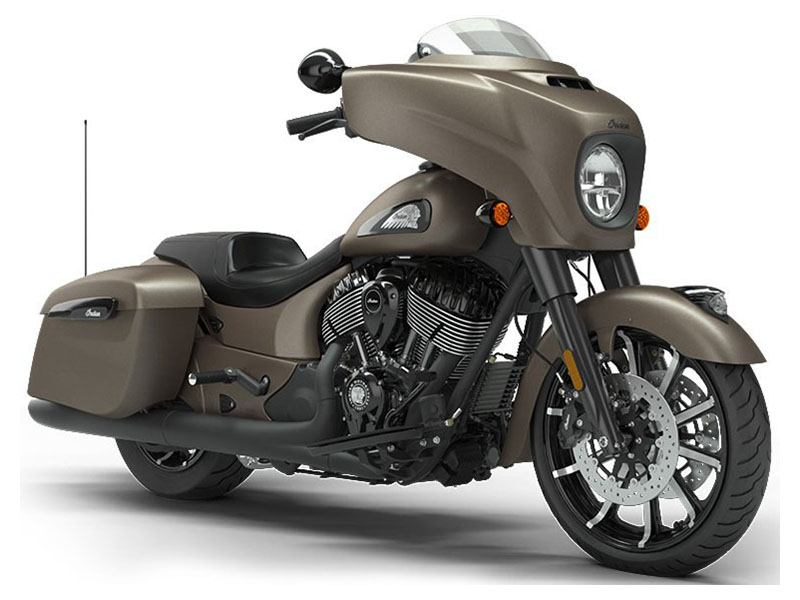 2019 Indian Chieftain® Dark Horse® ABS in Fredericksburg, Virginia - Photo 1