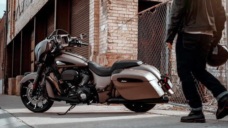 2019 Indian Chieftain Dark Horse® ABS in San Jose, California - Photo 4