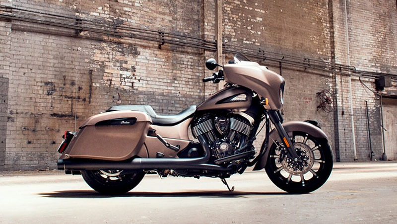 2019 Indian Chieftain® Dark Horse® ABS in Elkhart, Indiana - Photo 5