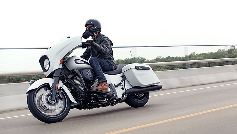 2019 Indian Chieftain® Dark Horse® ABS in Broken Arrow, Oklahoma - Photo 10