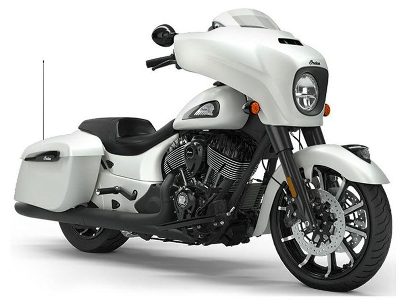 2019 Indian Chieftain® Dark Horse® ABS in Broken Arrow, Oklahoma - Photo 1