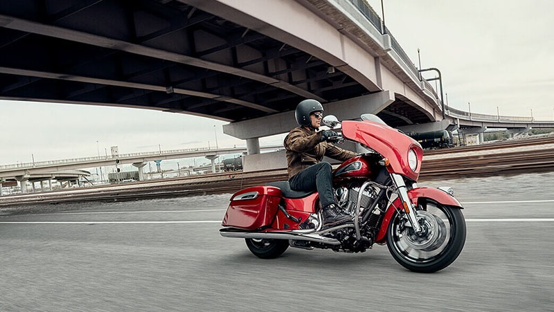 2019 Indian Chieftain® Limited ABS in Saint Clairsville, Ohio