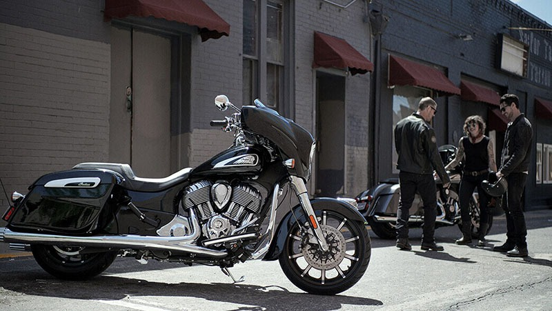 2019 Indian Chieftain® Limited ABS in Greensboro, North Carolina