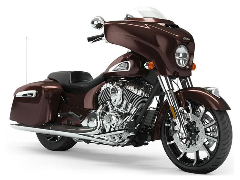 2019 Indian Chieftain® Limited ABS in Hollister, California - Photo 1