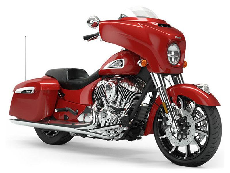 2019 Indian Chieftain® Limited ABS in Lincoln, Nebraska