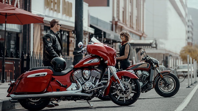 2019 Indian Chieftain® Limited ABS in Fort Worth, Texas - Photo 4