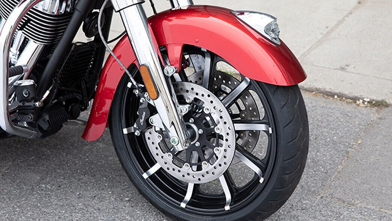 2019 Indian Chieftain® Limited ABS in Panama City Beach, Florida - Photo 11