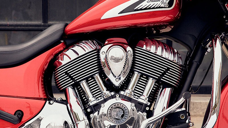2019 Indian Chieftain® Limited ABS in Racine, Wisconsin