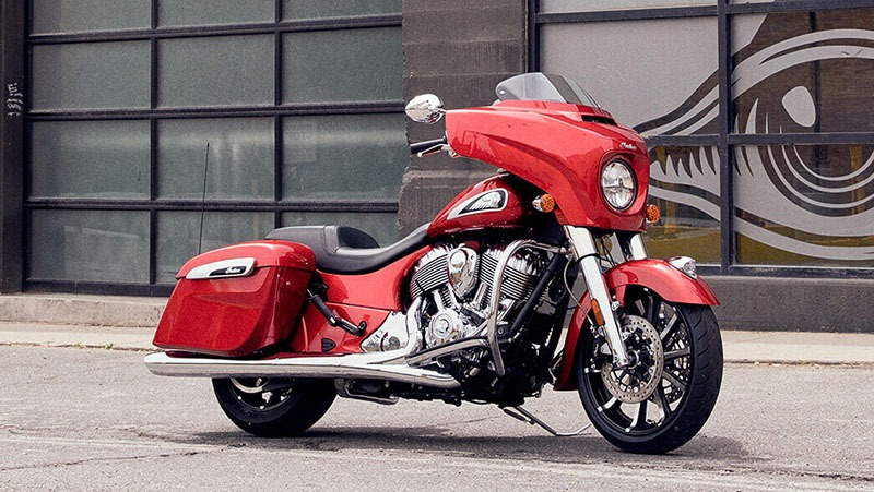 2019 Indian Chieftain® Limited ABS in Mineola, New York