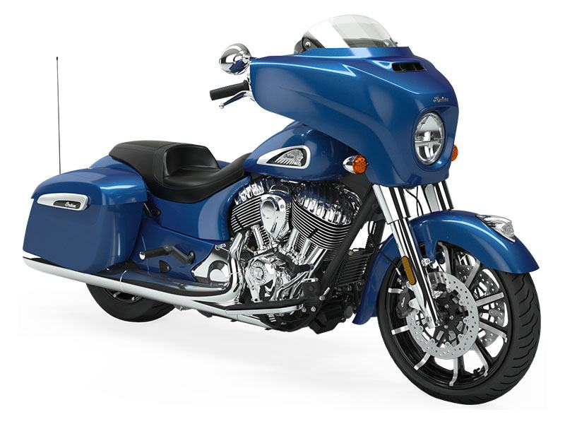 2019 Indian Chieftain® Limited Icon Series in Fort Worth, Texas - Photo 1