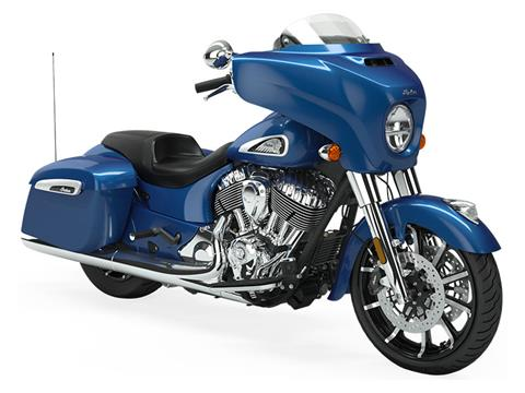 2019 Indian Chieftain® Limited Icon Series in Saint Paul, Minnesota - Photo 1