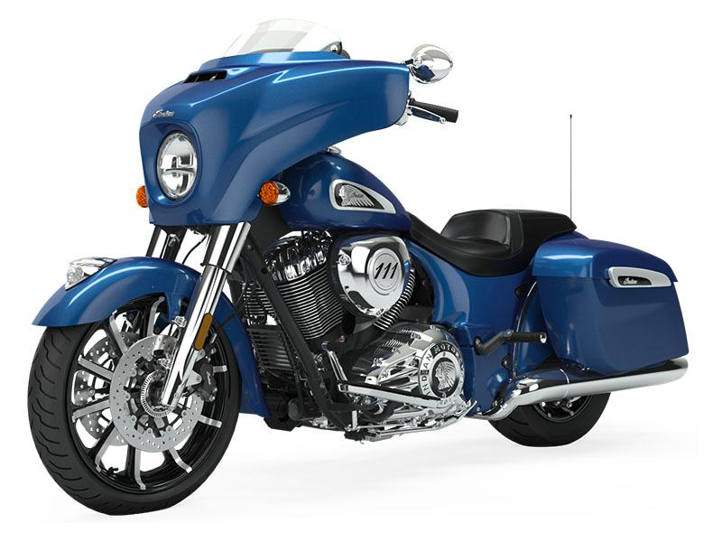 2019 Indian Chieftain® Limited Icon Series in Fort Worth, Texas - Photo 2