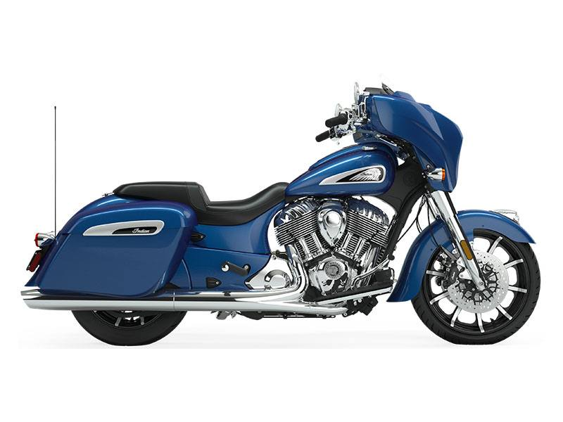 2019 Indian Chieftain® Limited Icon Series in Saint Clairsville, Ohio - Photo 3