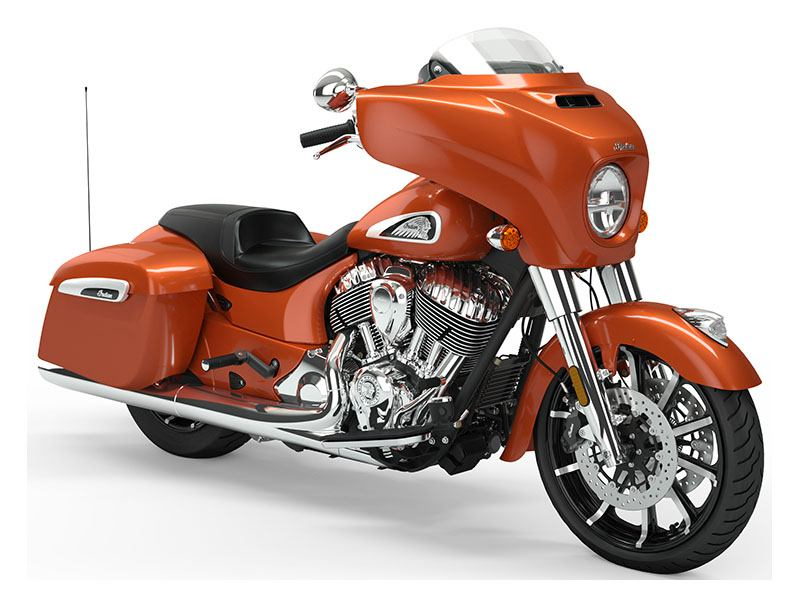 2019 Indian Chieftain® Limited Icon Series in Mineola, New York