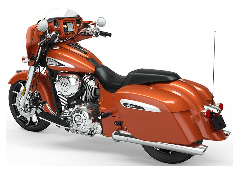 2019 Indian Chieftain® Limited Icon Series in Neptune, New Jersey - Photo 4