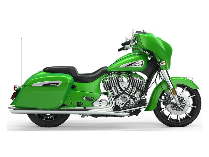 2019 Indian Chieftain® Limited Icon Series in Fort Worth, Texas