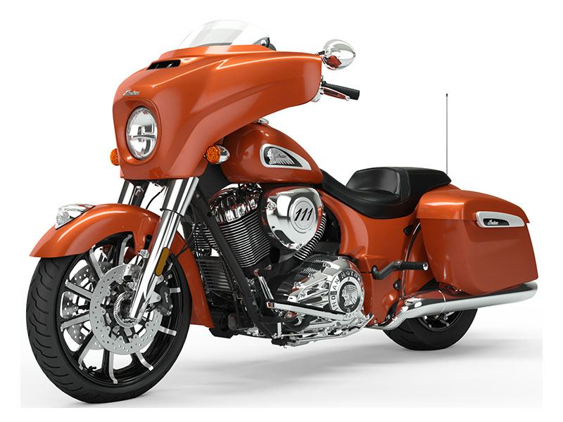 2019 Indian Chieftain® Limited Icon Series in San Jose, California - Photo 5