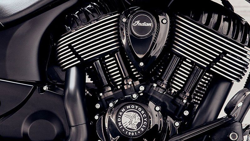 2019 Indian Chief® Dark Horse® ABS in Marietta, Georgia - Photo 4