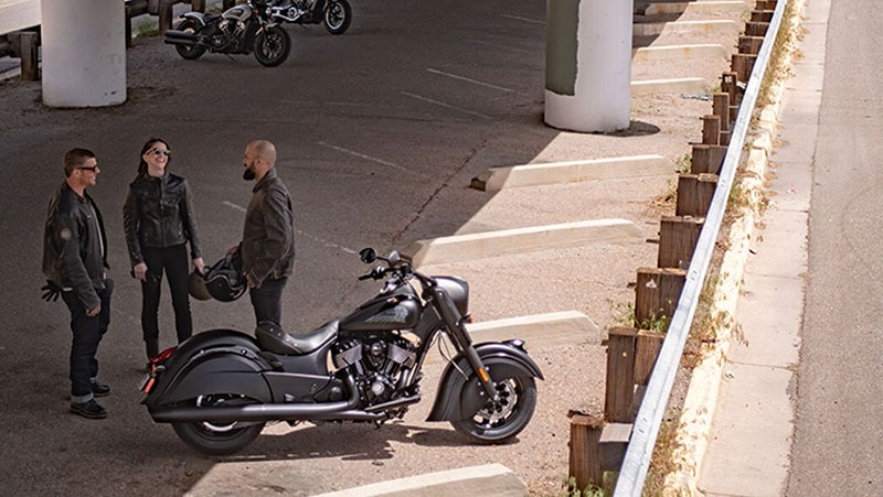 2019 Indian Chief® Dark Horse® ABS in Norman, Oklahoma - Photo 7