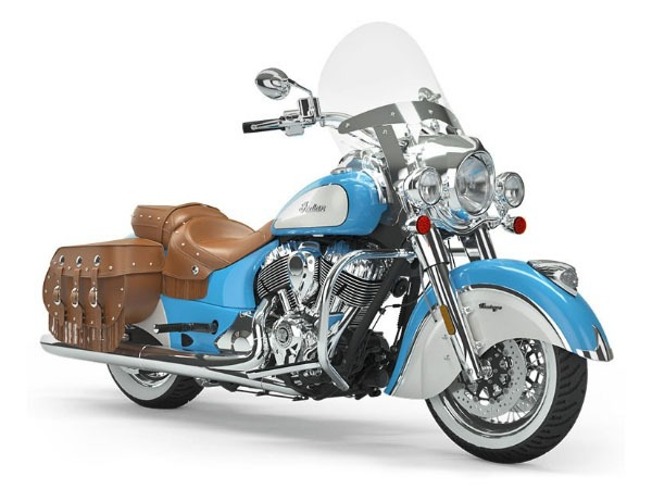 2019 Indian Chief® Vintage ABS in Racine, Wisconsin - Photo 1