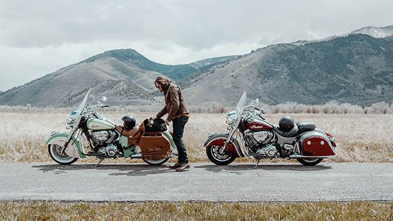 2019 Indian Chief® Vintage ABS in Ferndale, Washington
