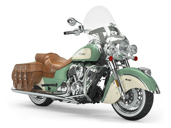 2019 Indian Chief® Vintage ABS in Fort Worth, Texas - Photo 1