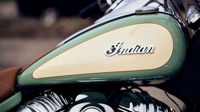 2019 Indian Chief® Vintage ABS in Mineral Wells, West Virginia