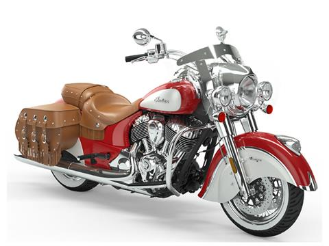 2019 Indian Chief® Vintage Icon Series in Broken Arrow, Oklahoma