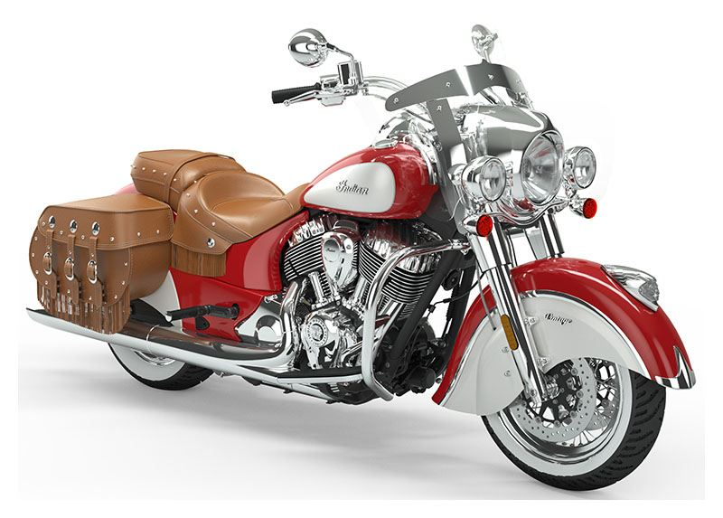 2019 Indian Chief® Vintage Icon Series in Hollister, California