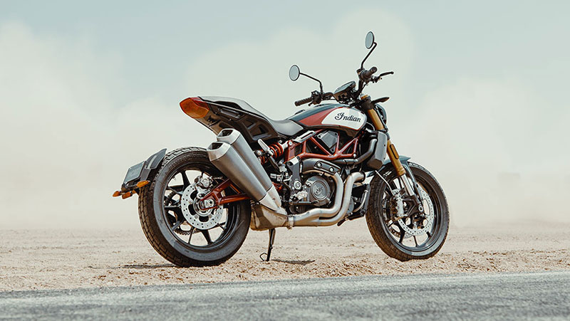 2019 Indian FTR™ 1200 S in Hollister, California - Photo 10