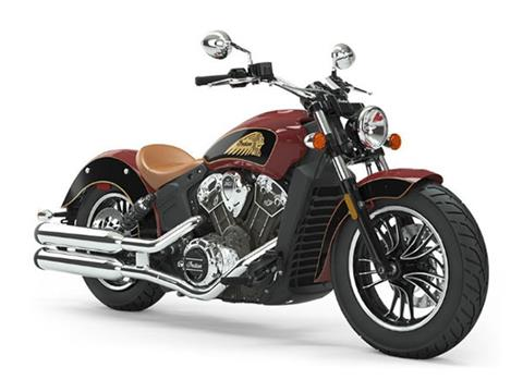 2019 Indian Scout® ABS in Broken Arrow, Oklahoma - Photo 1