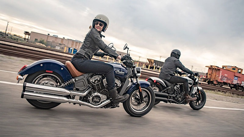 2019 Indian Scout® ABS in Saint Clairsville, Ohio - Photo 2