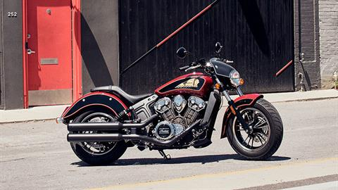 2019 Indian Scout® ABS in Wayne, New Jersey