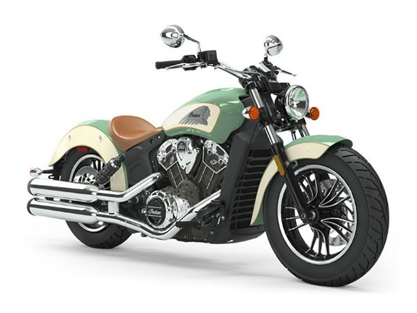 2019 Indian Scout® ABS in Saint Clairsville, Ohio - Photo 1