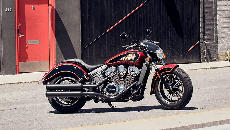 2019 Indian Scout® ABS in Dublin, California - Photo 8
