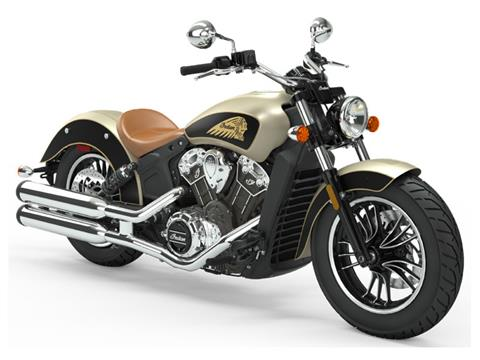 2019 Indian Scout® ABS Icon Series in Saint Paul, Minnesota