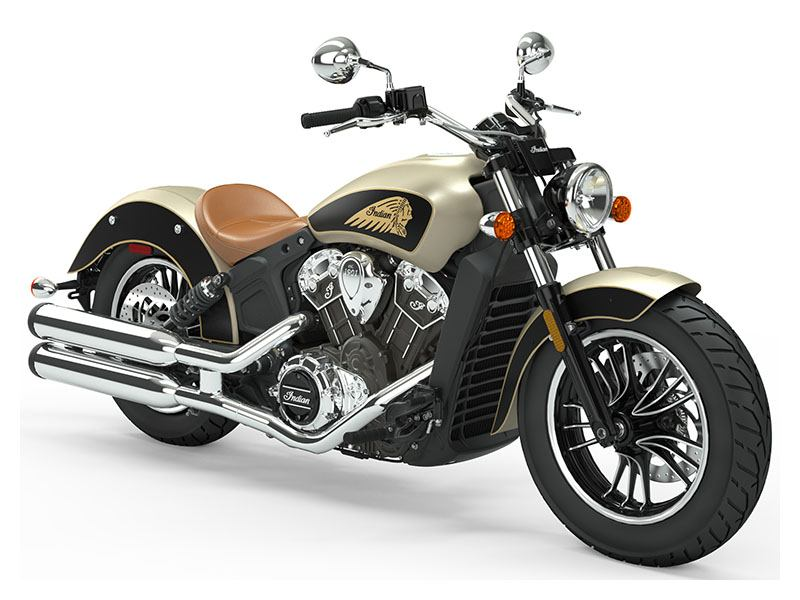2019 Indian Scout® ABS Icon Series in Neptune, New Jersey