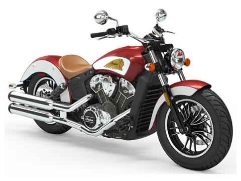 2019 Indian Scout® ABS Icon Series in Elkhart, Indiana