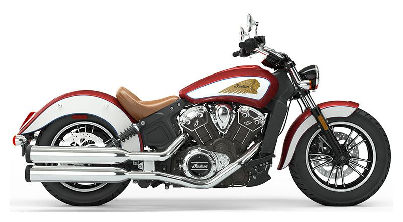 2019 Indian Scout® ABS Icon Series in Ferndale, Washington - Photo 3