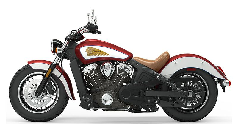 2019 Indian Scout® ABS Icon Series in Westfield, Massachusetts