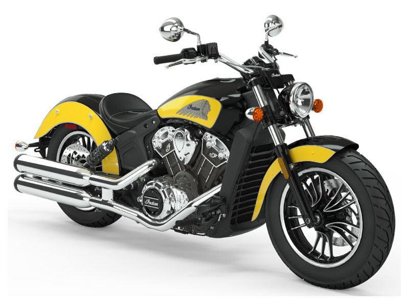 2019 Indian Scout® ABS Icon Series in Fleming Island, Florida - Photo 1