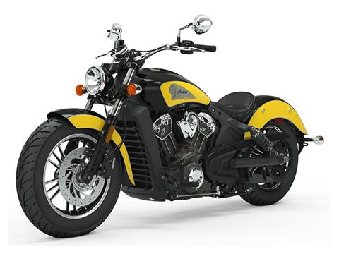 2019 Indian Scout® ABS Icon Series in Broken Arrow, Oklahoma