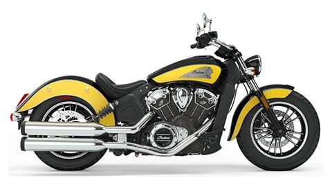 2019 Indian Scout® ABS Icon Series in Newport News, Virginia
