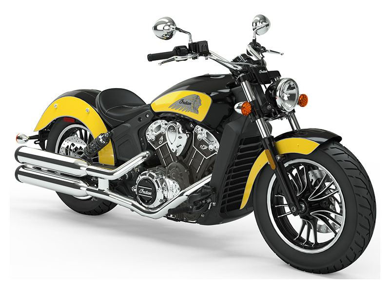 2019 Indian Scout® ABS Icon Series in Palm Bay, Florida
