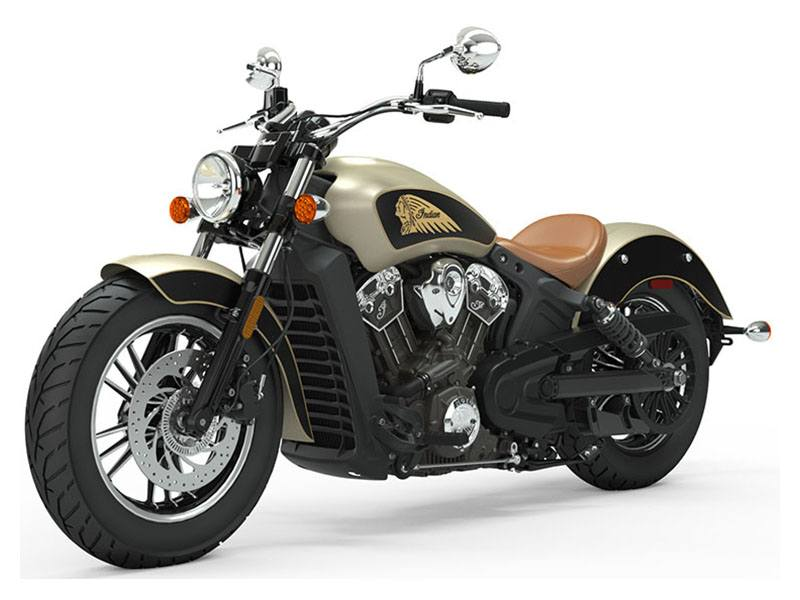 2019 Indian Scout® ABS Icon Series in EL Cajon, California - Photo 2