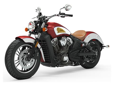 2019 Indian Scout® ABS Icon Series in Dublin, California