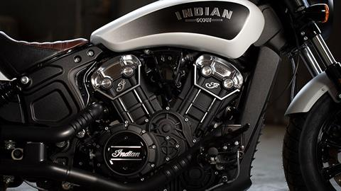2019 Indian Scout® Bobber ABS in Racine, Wisconsin - Photo 3