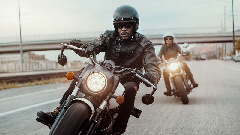 2019 Indian Scout Bobber ABS 5