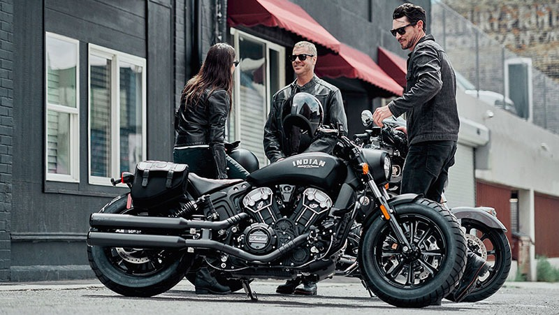 2019 Indian Scout Bobber ABS 7
