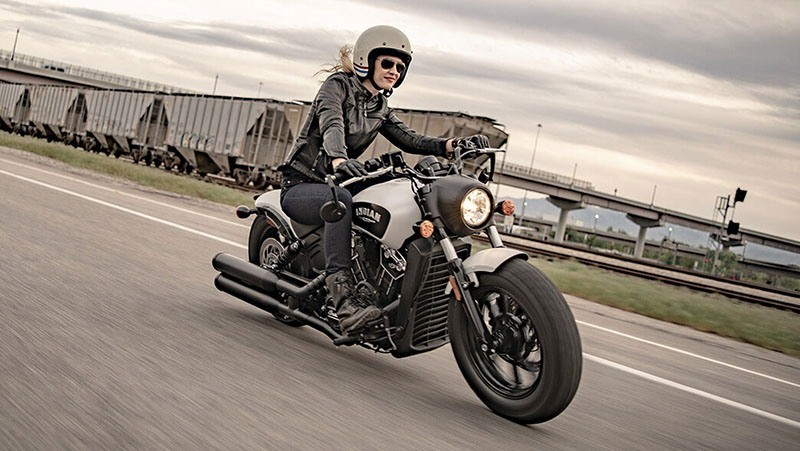 2019 Indian Scout Bobber ABS 11